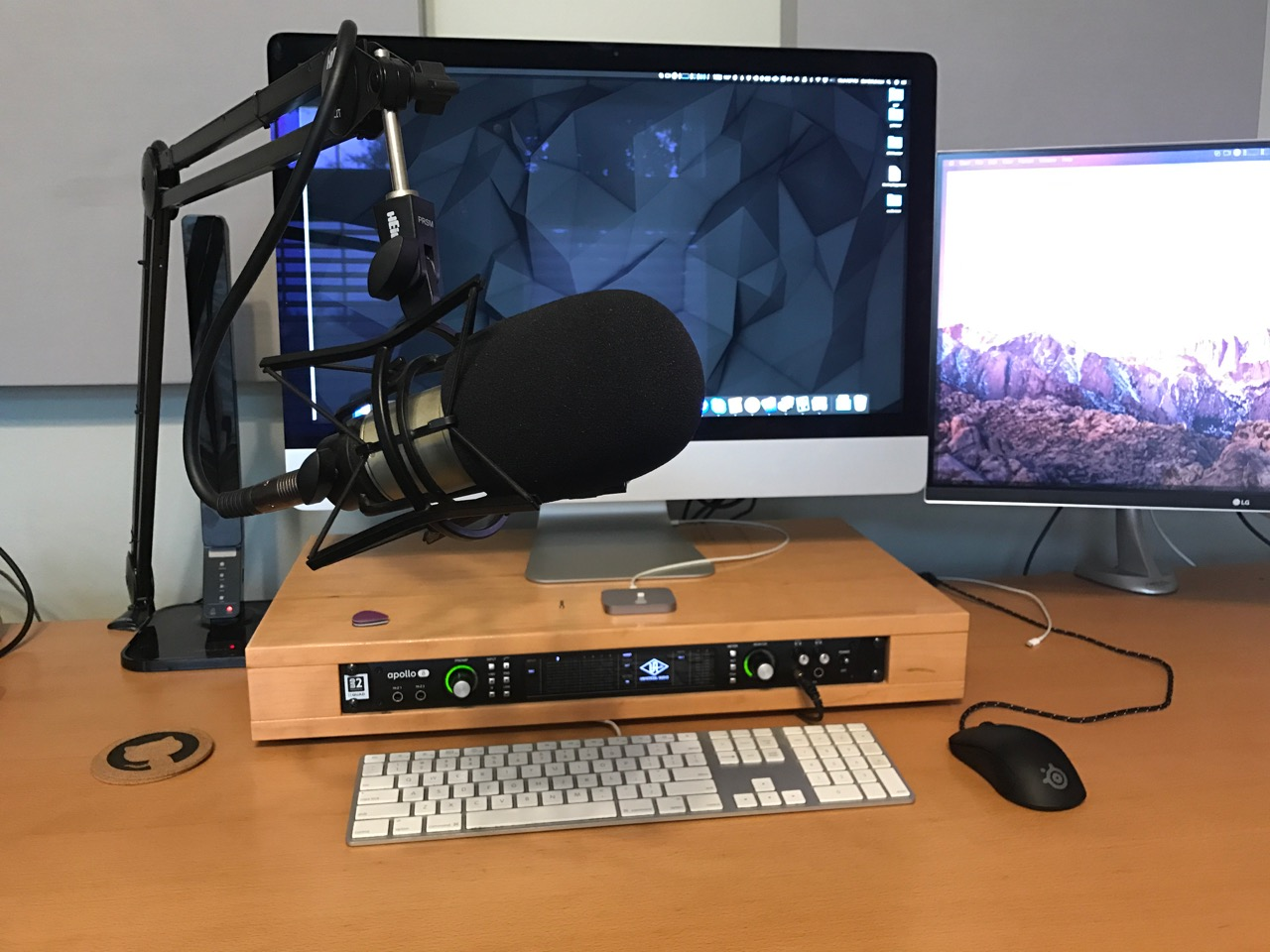 My Screencasting setup
